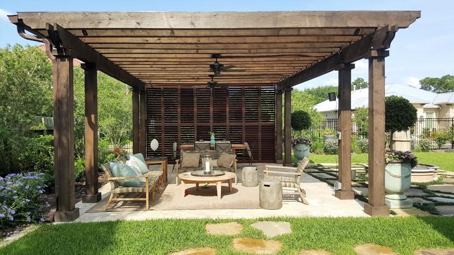 Pergola, Arbors, Rustic pergola, outdoor living